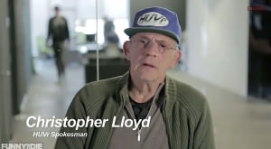 Christopher Lloyd-apologize
