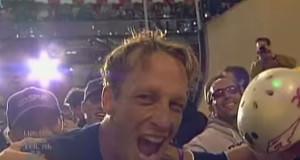 טוני הוק שובר שיא עולם וגינס