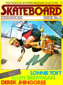 לוני טופט, מקור: vintageskateboardmagazines.com