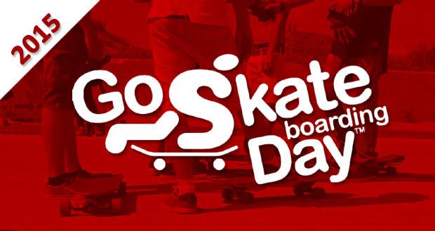 יום הסקייטבורד 2015 Go Skateboarding Day