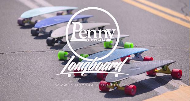 PennyLongboard לונגבורד פני