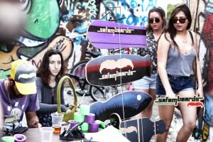 Safam Boards באירוע מכירות לונגבורד