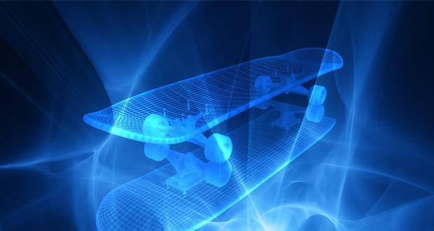 סקייטבורד חשמלי