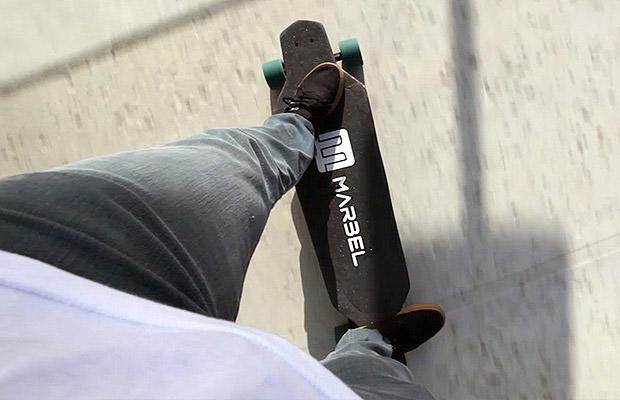 Ride Marbel סקייטבורד לונגבורד חשמלי