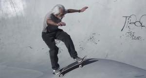 ניל אונגר, הסקייטר המבוגר הכי צעיר שיש