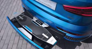 סקייטבורד חשמלי של חברת הרכב אאודי audi