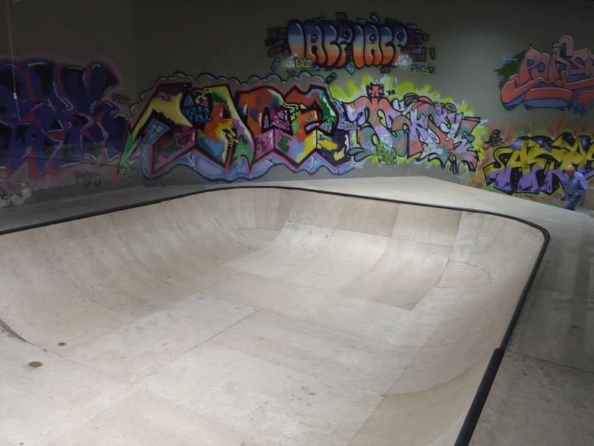 Oshiland-SkatePark סקייטפארק אושילנד בכפר סבא